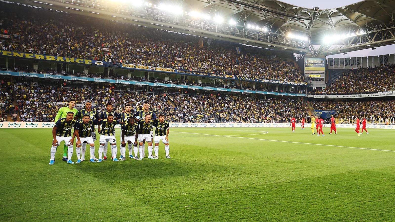 MKE Ankaragücü maçı için Futbol Ağırlama Paketleri satışı devam ediyor