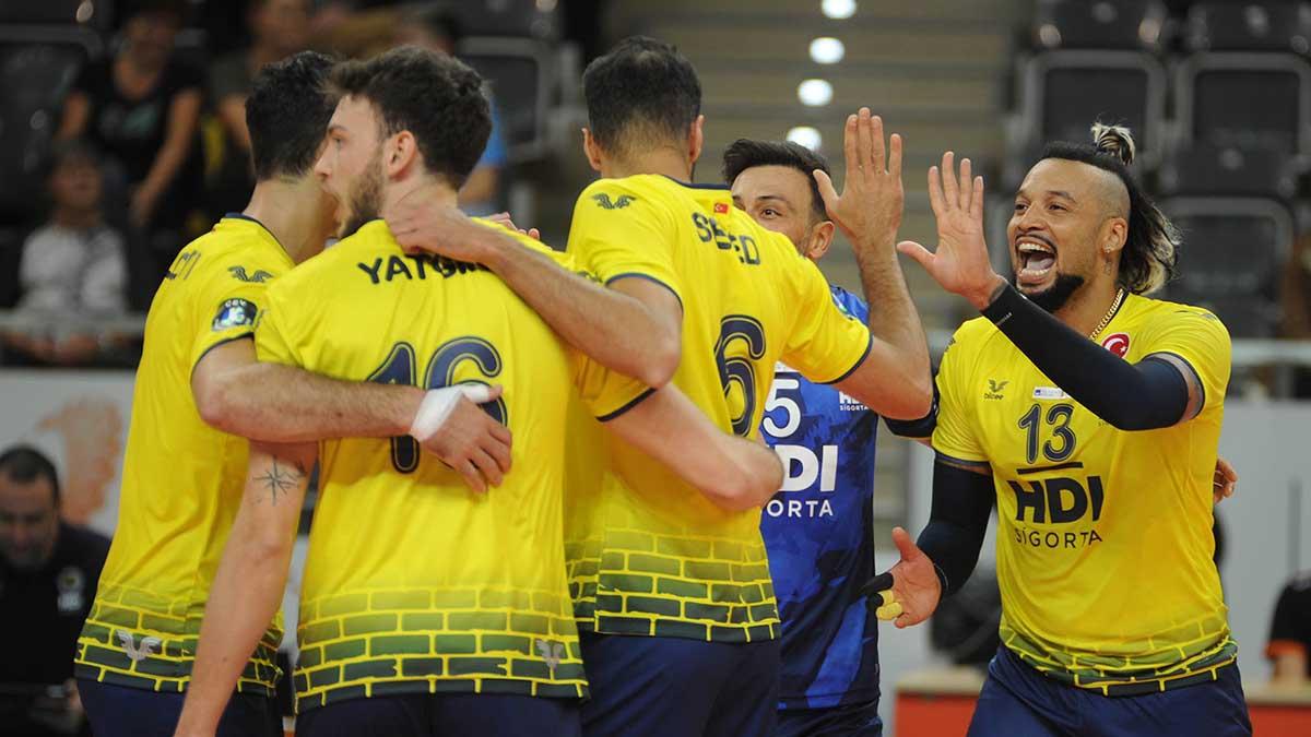 Fenerbahçe HDI Sigorta Erkek Voleybol Takımımız 'Voleybol Devleri'nde sahne alıyor