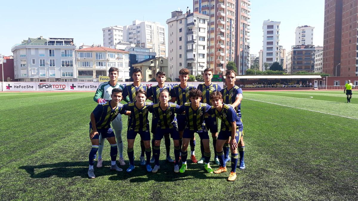 Altyapı sonuçları (U14-U15-U16-U19)