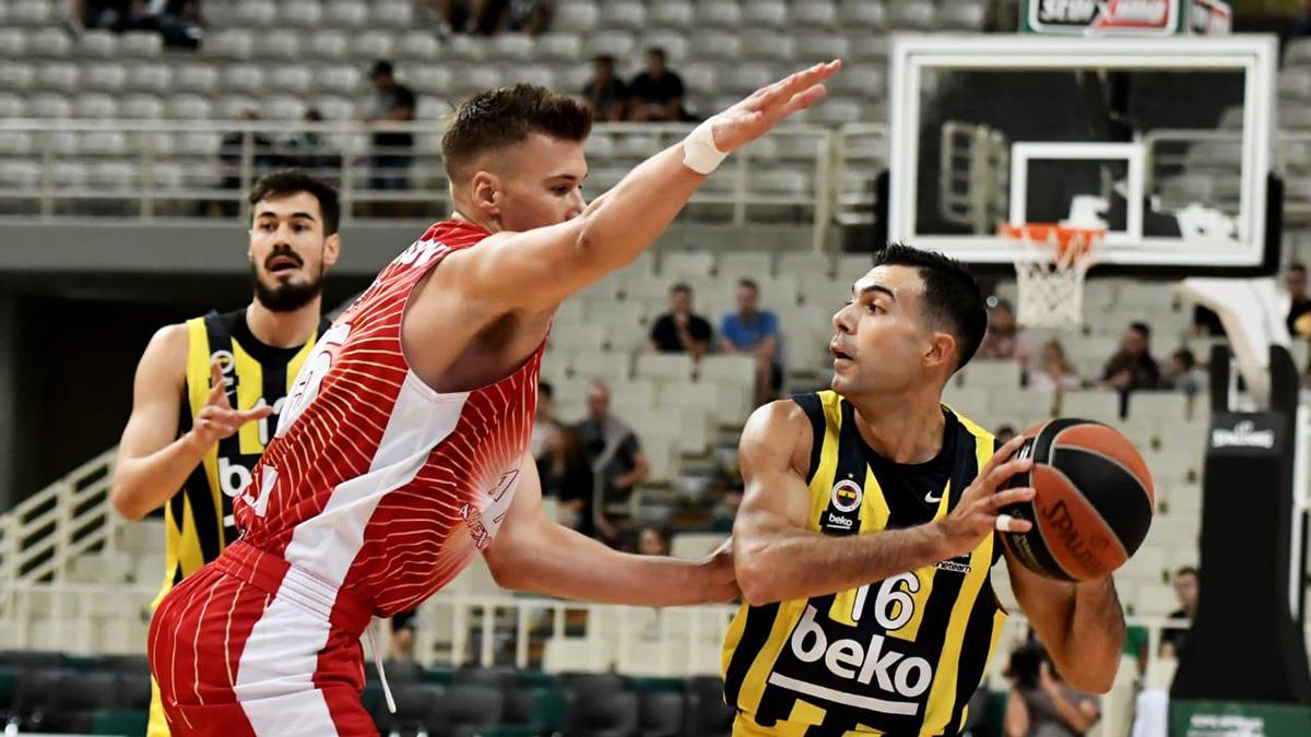 Fenerbahçe Beko 75-79 AX Armani Exchange Milan