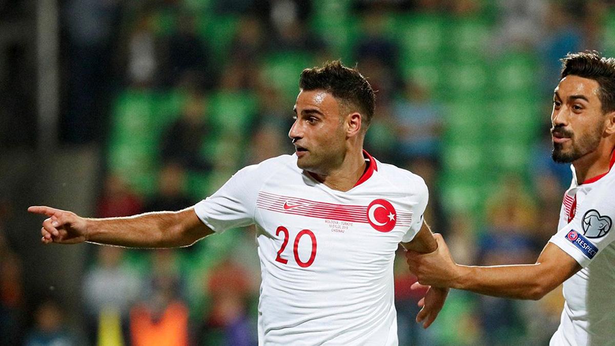 Moldova 0-4 Türkiye