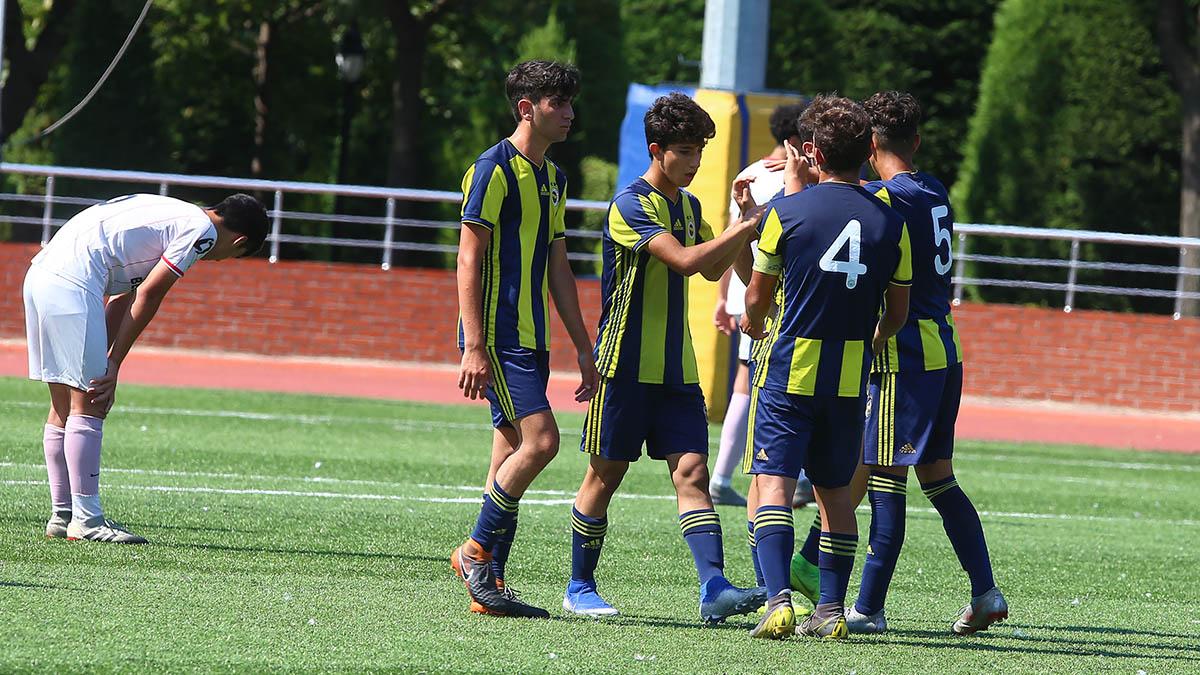 Fenerbahçe 6-0 Ümraniyespor (U16 Hazırlık maçı)