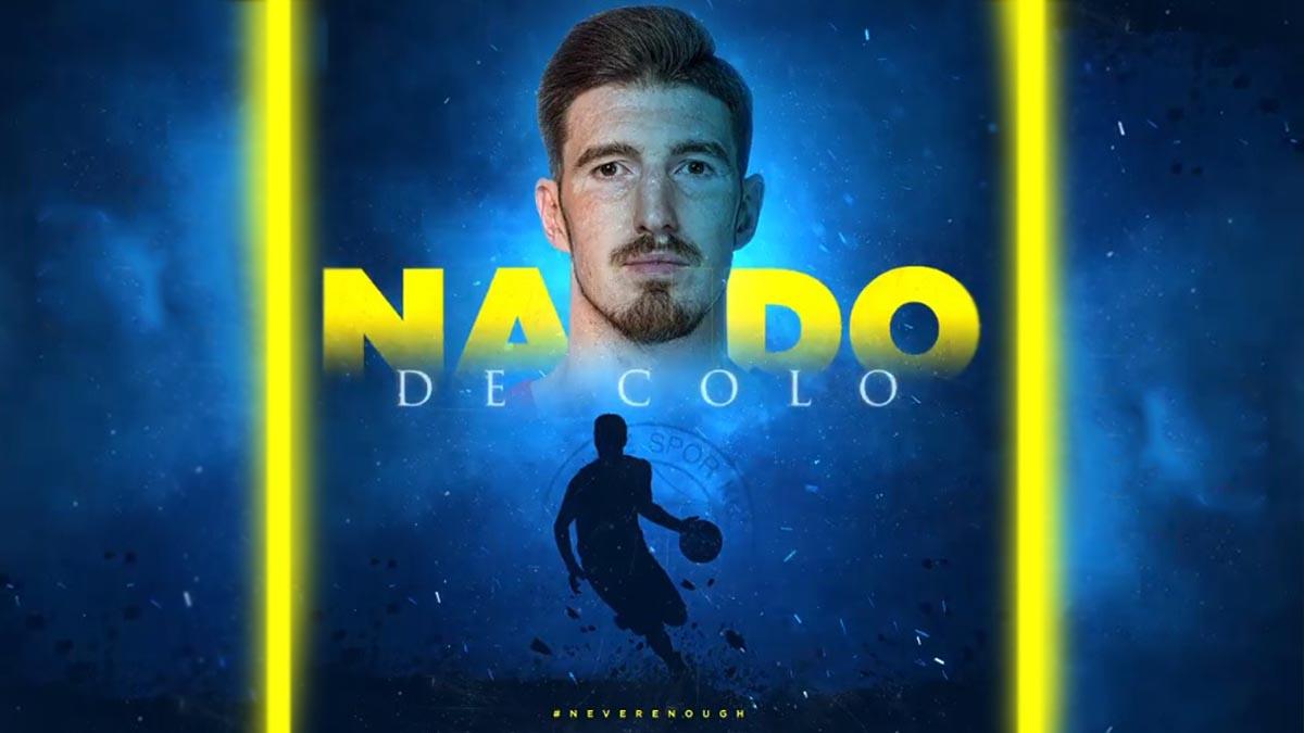 Hoş Geldin Nando De Colo!