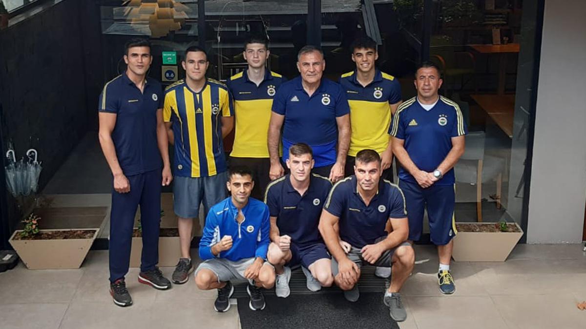 İstanbul Büyükler Ferdi Boks Şampiyonası'na galibiyetlerle başladık