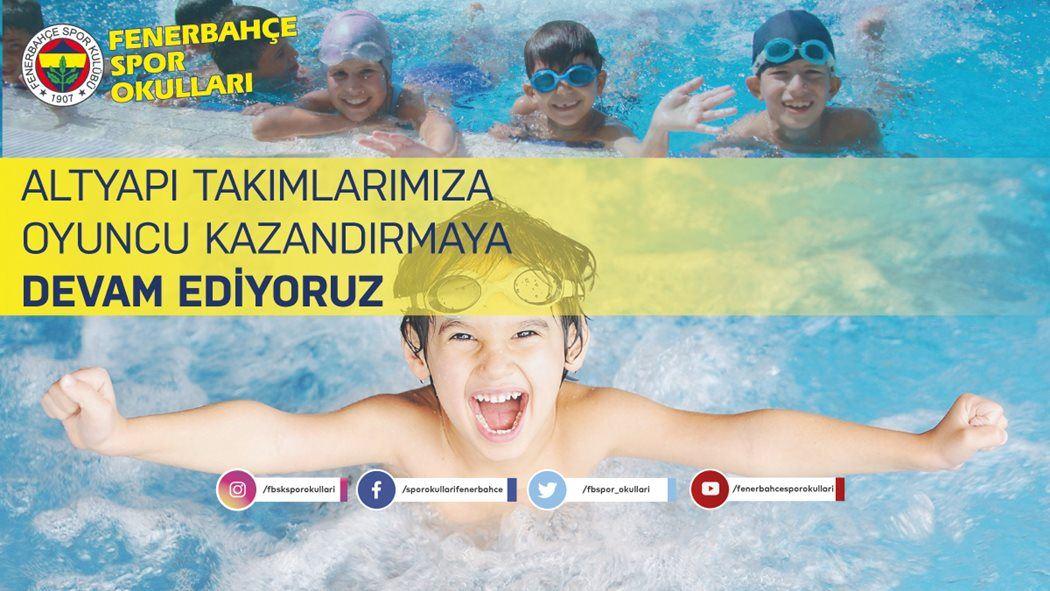 Fenerbahçe Spor Okullarımız Amatör Branşlarımıza Sporcu Kaynağı Olmaya Devam Ediyor