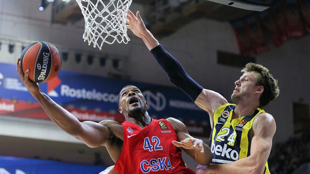 CSKA Moskova 88-70 Fenerbahçe Beko