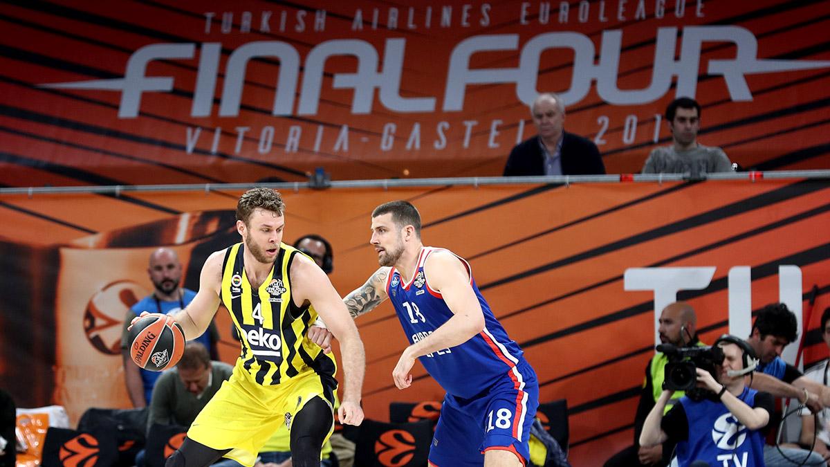 Fenerbahçe Beko 73-92 Anadolu Efes