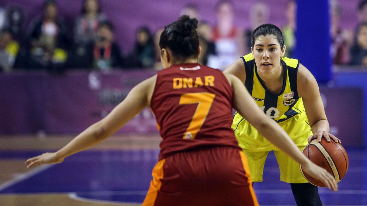 Fenerbahçe Kadın Basketbol Takımımız Türkiye Kupası'nda yarı finale yükseldi