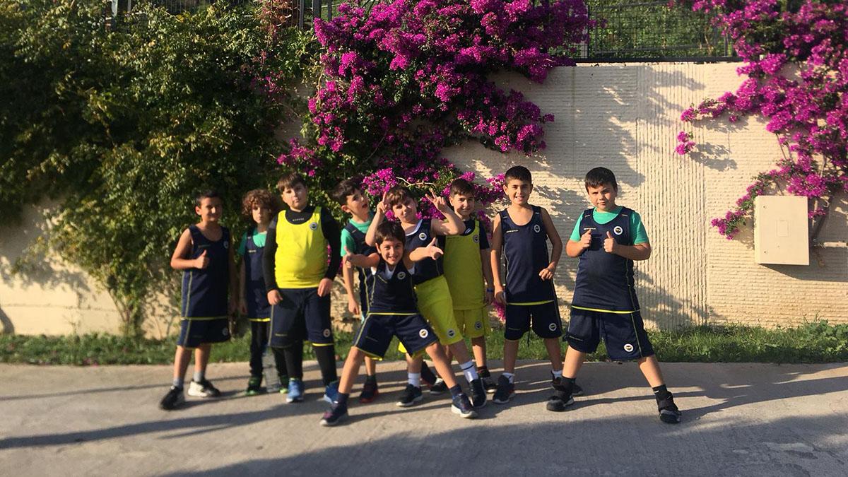 Fenerbahçe Spor Okulları Güz Kampının 3. Günü Geride Kaldı