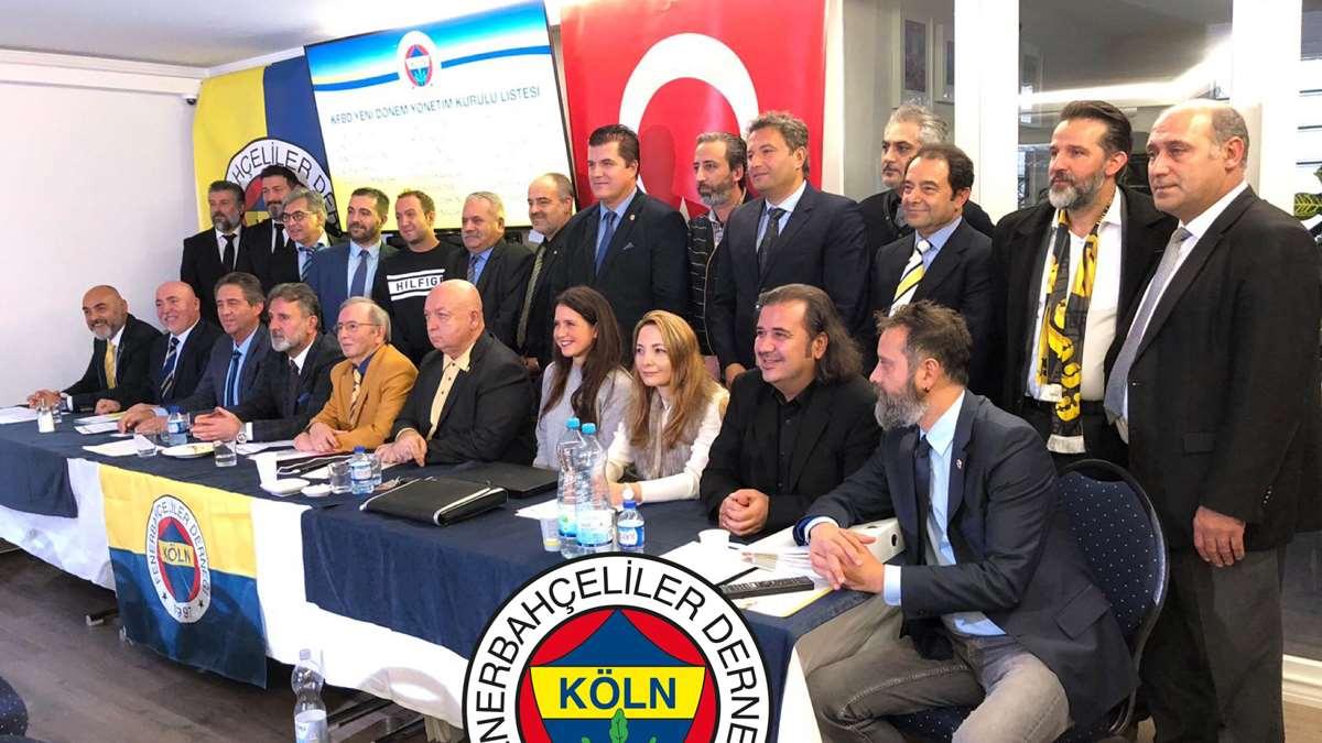 Köln Derneğimiz genel kurulunu yaptı