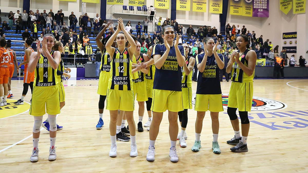 Fenerbahçe Öznur Kablo, Galatasaray'ı ağırlıyor