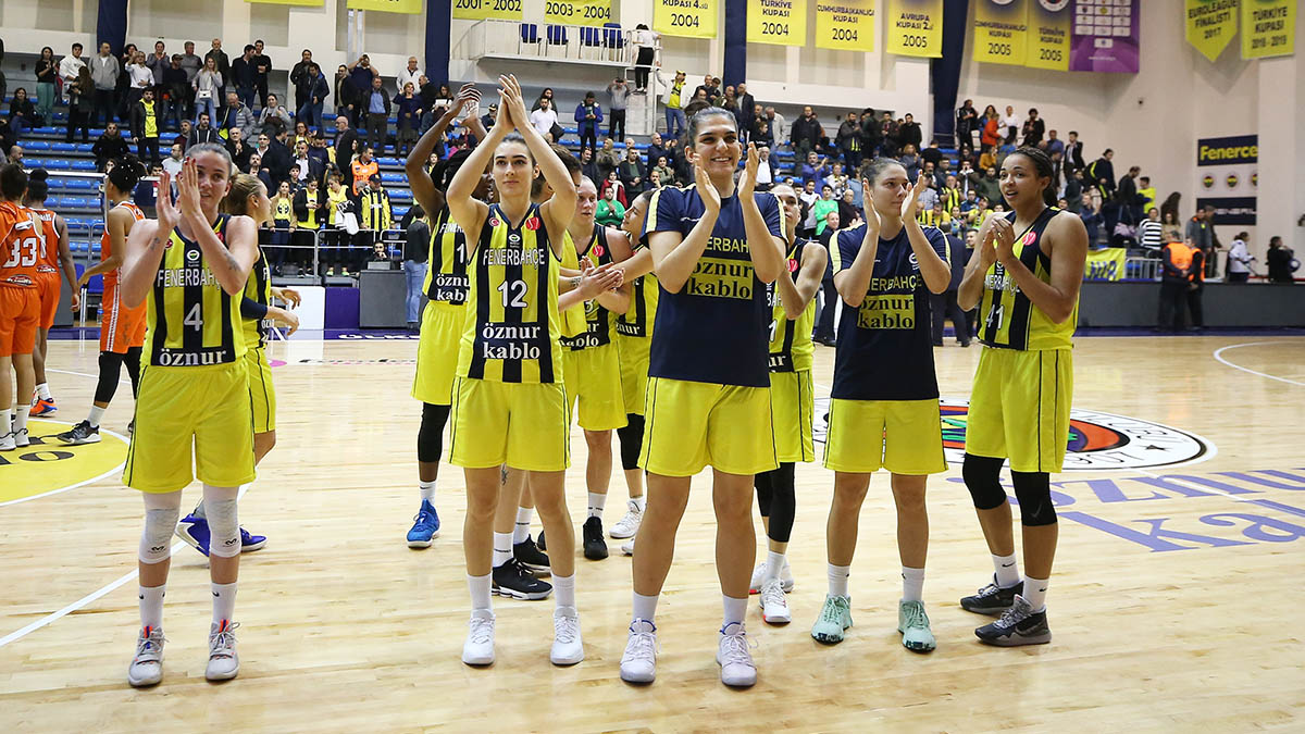 Fenerbahçe Öznur Kablo, LDLC Asvel Feminin'i konuk ediyor