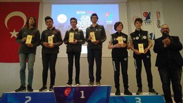 TYF Spor Toto Yıldızlar Kupası'nda Sonuçlar