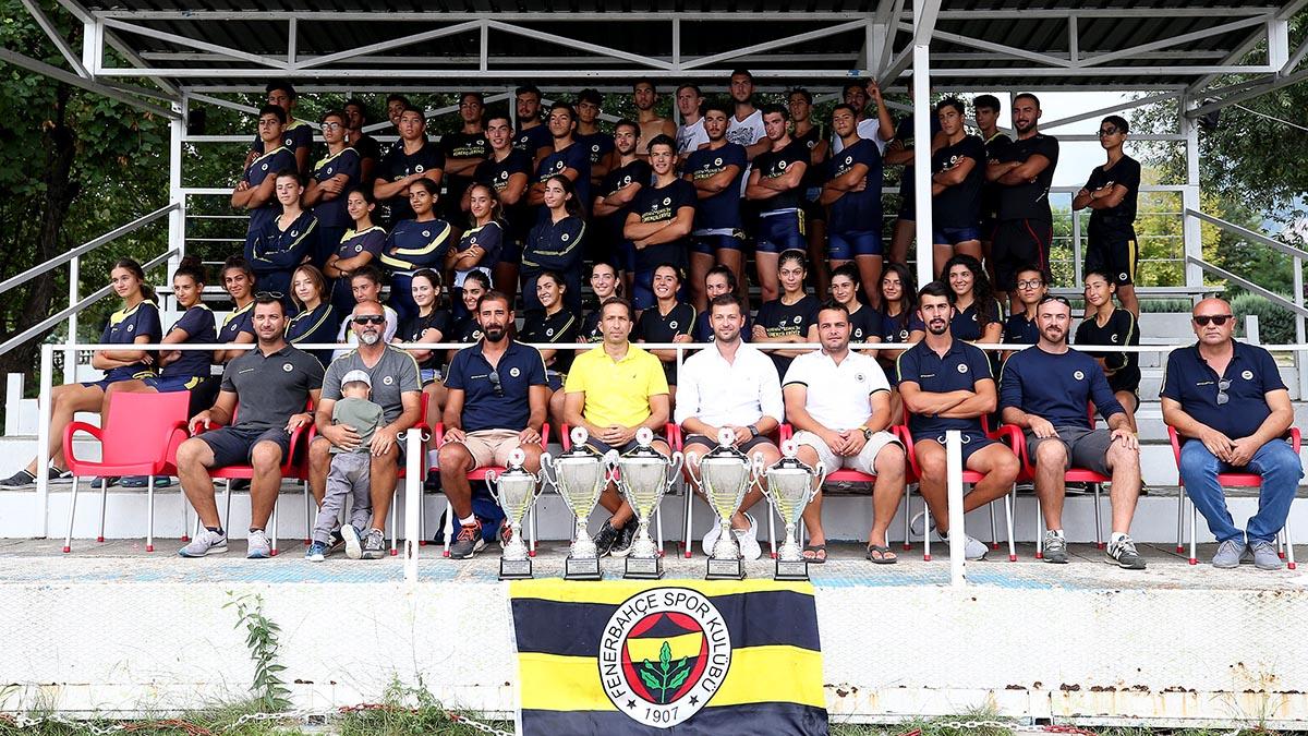 Kürek Şubemiz Genç Kız ve Genç Erkeklerde Türkiye Şampiyonu oldu