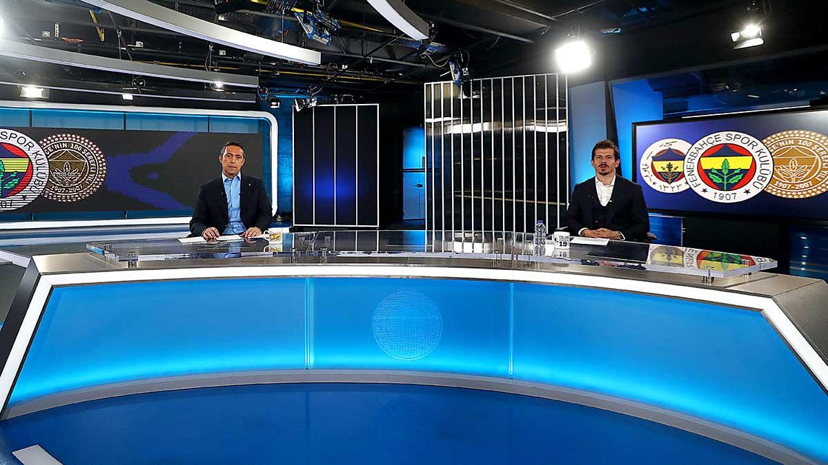 Başkanımız Ali Koç ve Kaptanımız Emre Belözoğlu'ndan 'Vefa Kampanyası'yla İlgili Açıklamalar