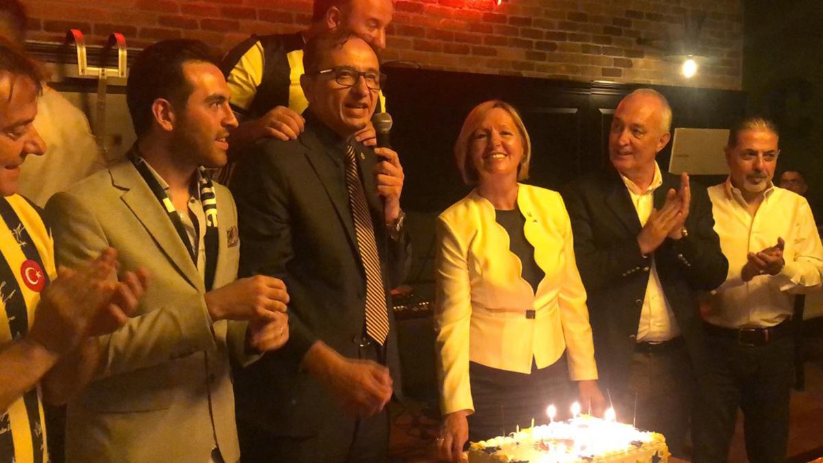 Adana ve Kocaeli Derneklerimizden 19.07 Dünya Fenerbahçeliler Günü kutlamaları