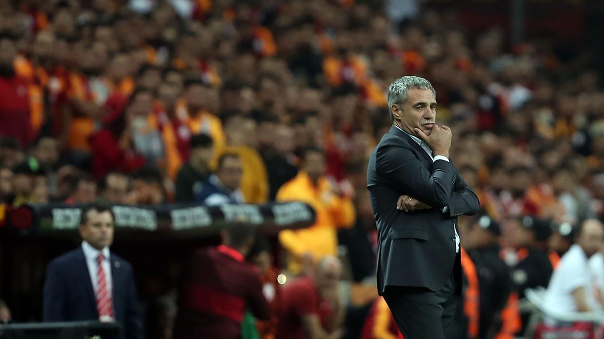 Teknik Direktörümüz Ersun Yanal: Takımım rakibine karşı mücadelede net bir tavır sergiledi