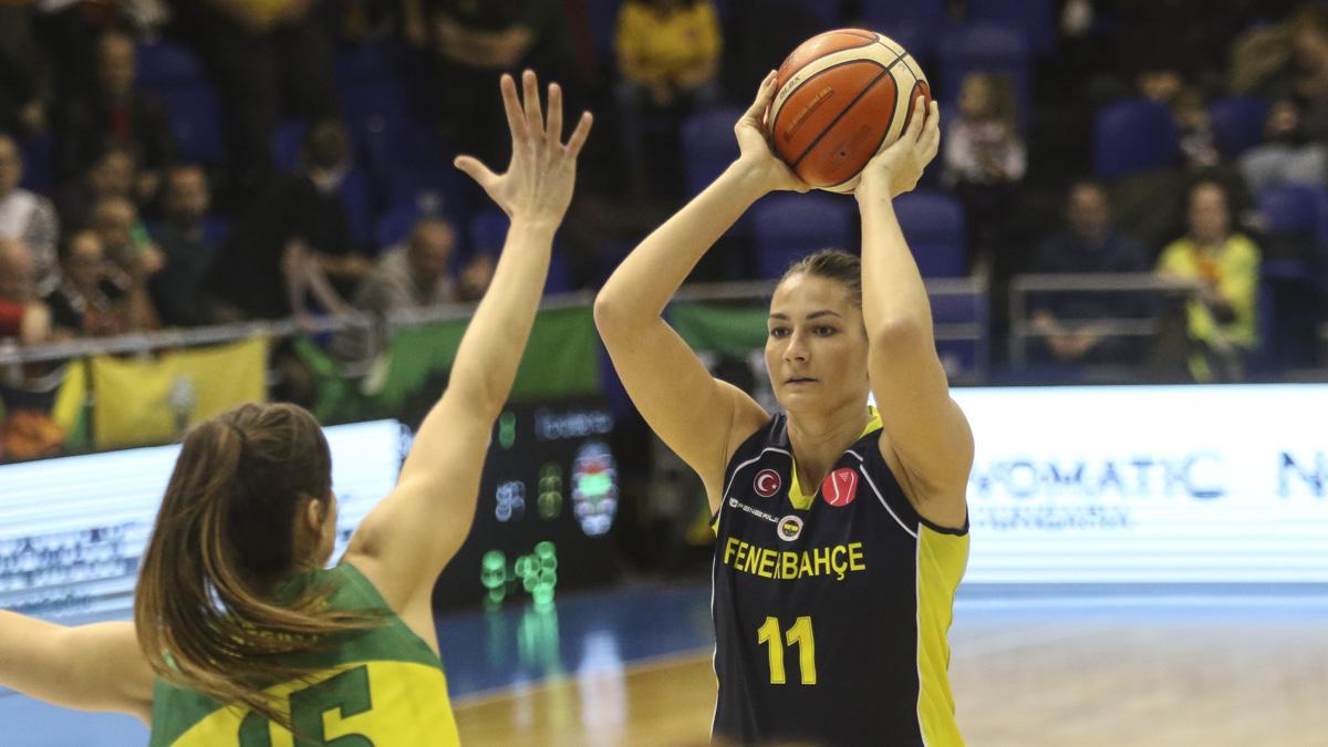 Sopron Basket 80-84 Fenerbahçe