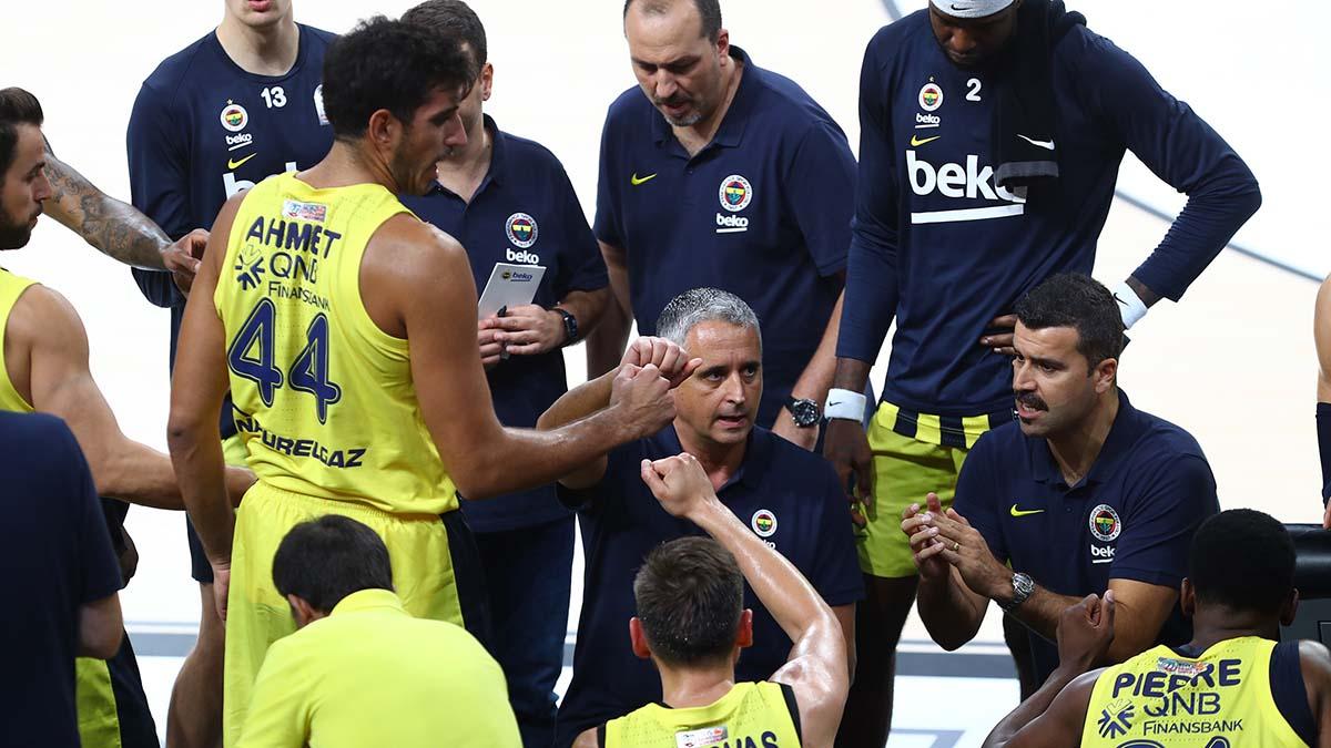 Başantrenörümüz Igor Kokoskov, sağlık kontrolünden geçti - Fenerbahçe Spor Kulübü