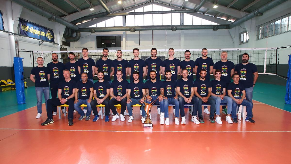 Kupa Voley Şampiyonu Erkek Voleybol Takımımız 14/16 programına konuk oldu