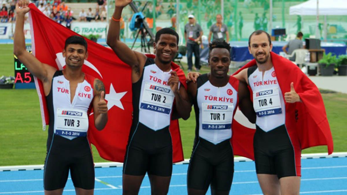 Türkiye Milli Bayrak Takımımız finale kaldı