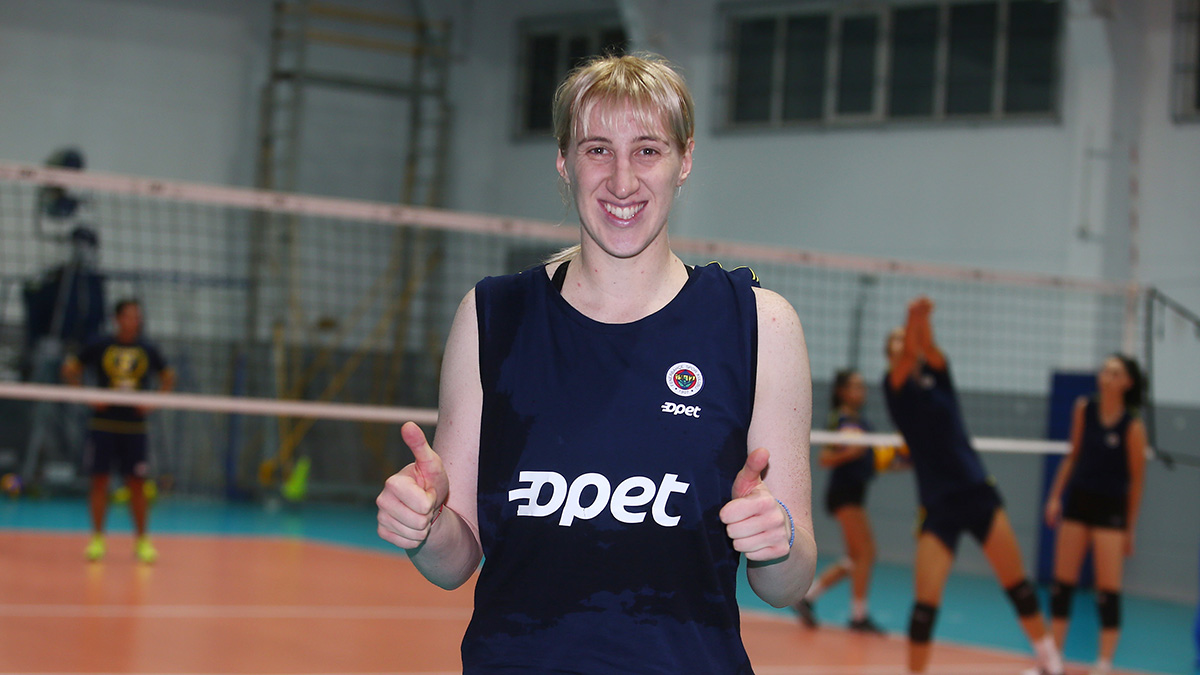 Brankica Mihajlovic: Yeniden burada olmak harika