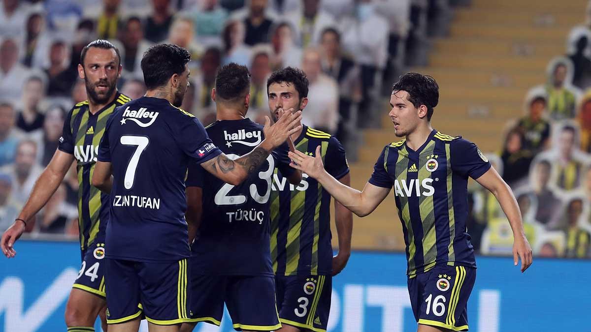 Fenerbahçe 2-1 Göztepe