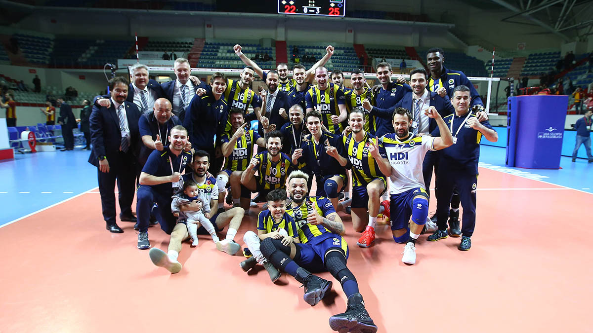 Sorgun Belediye 0-3 Fenerbahçe HDI Sigorta