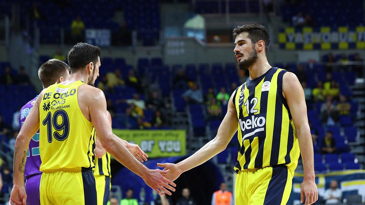 Fenerbahçe Beko 86-80 Meksa Yatırım Afyon Belediyespor