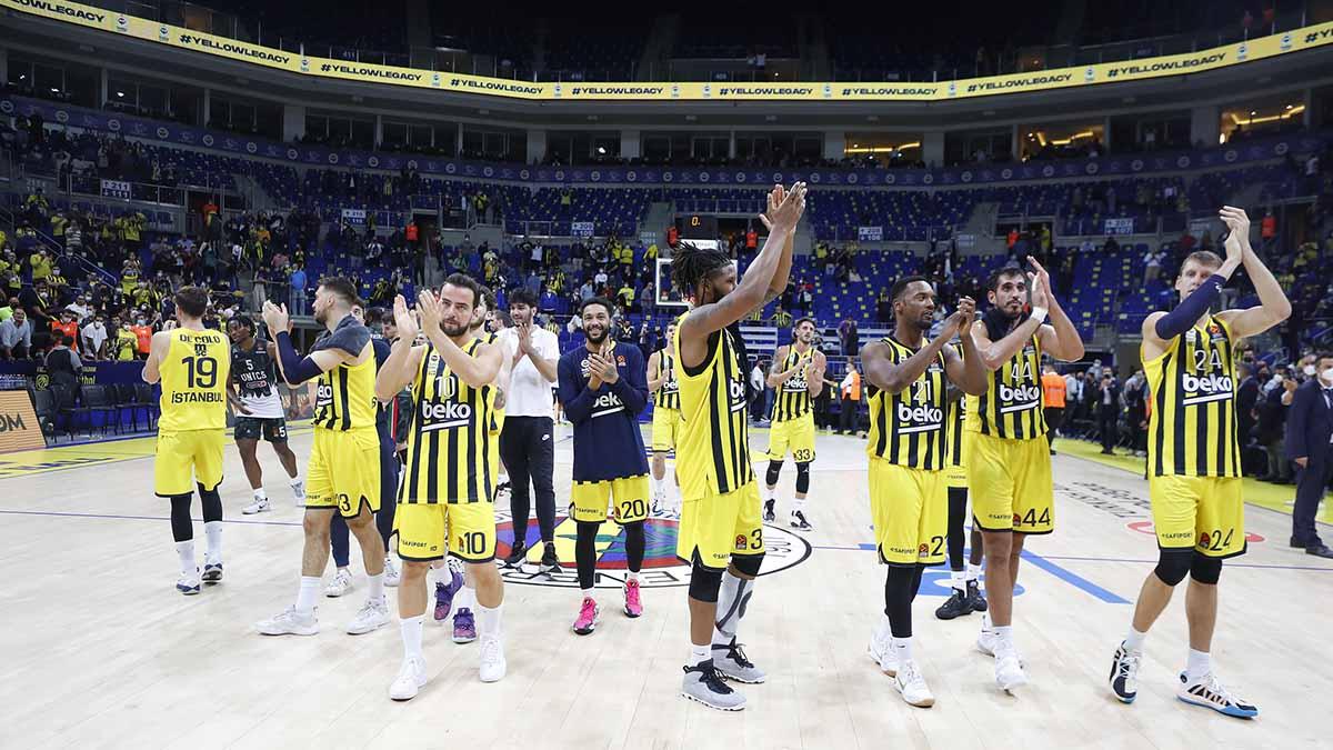 Fenerbahçe Beko 80-41 Unics Kazan