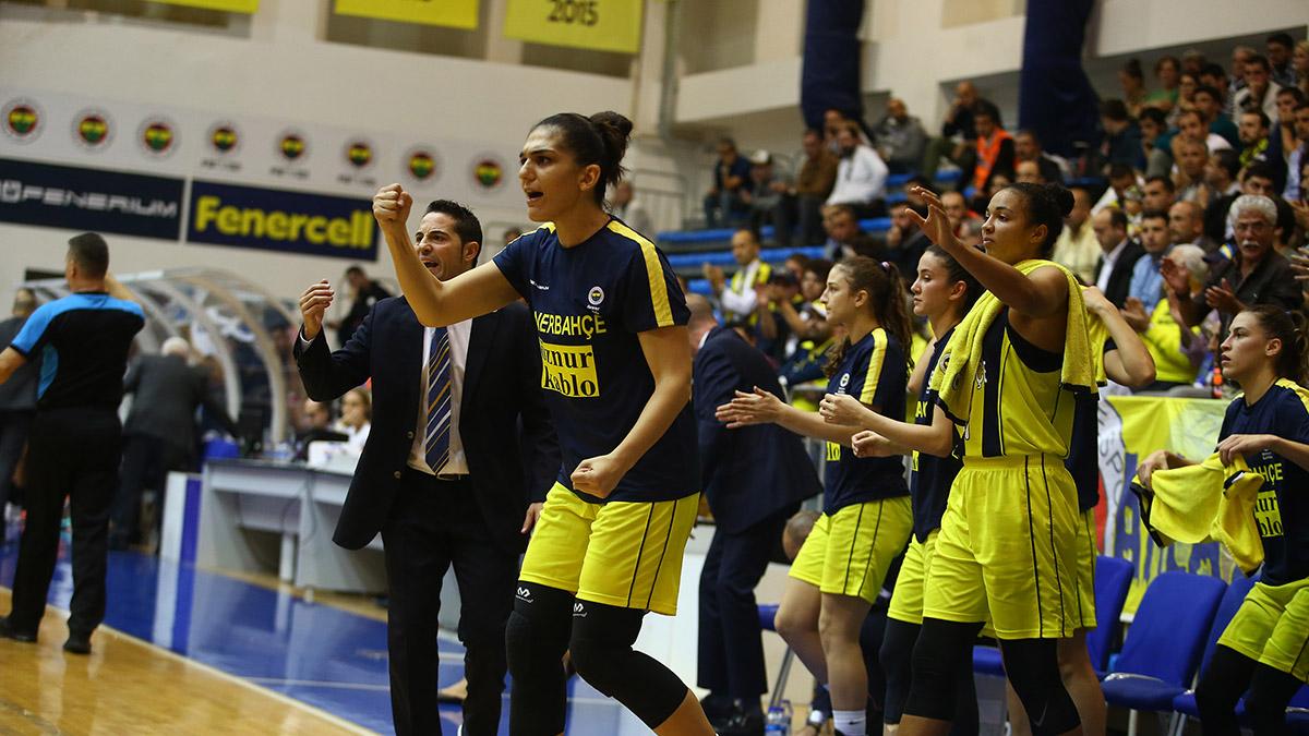Fenerbahçe Öznur Kablo Avrupa serüvenine galibiyetle başladı