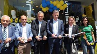 Yönetim Kurulu Üyelerimiz Alanya'daki Fenerium mağazasının açılışını gerçekleştirdi