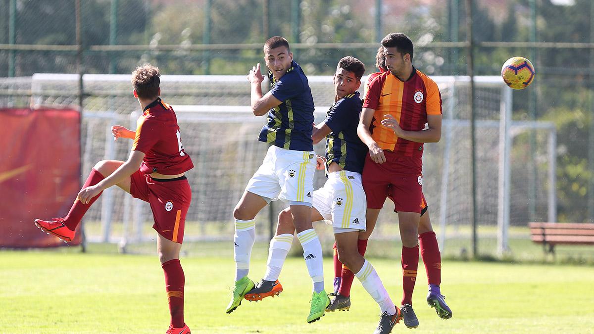 Galatasaray 2-1 Fenerbahçe (U17 Elit Ligi)