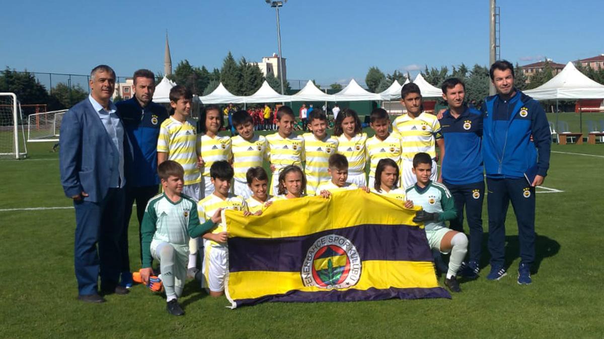 U12 ve U10 Takımlarımız yurt içi turnuvalara katıldı