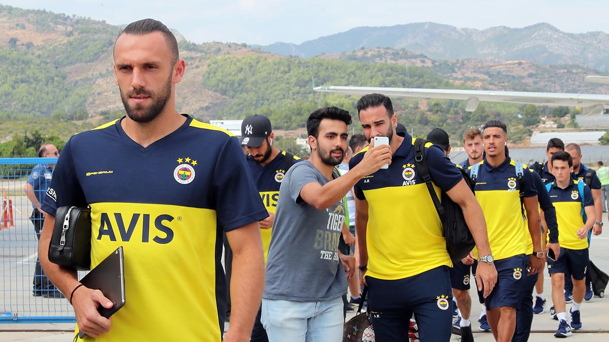 Fenerbahçemiz Alanya'da