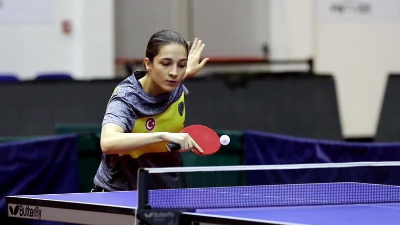 Masa Tenisi şubemiz sporcuları Dünya Şampiyonası ve Olimpiyat elemelerinde mücadele edecek