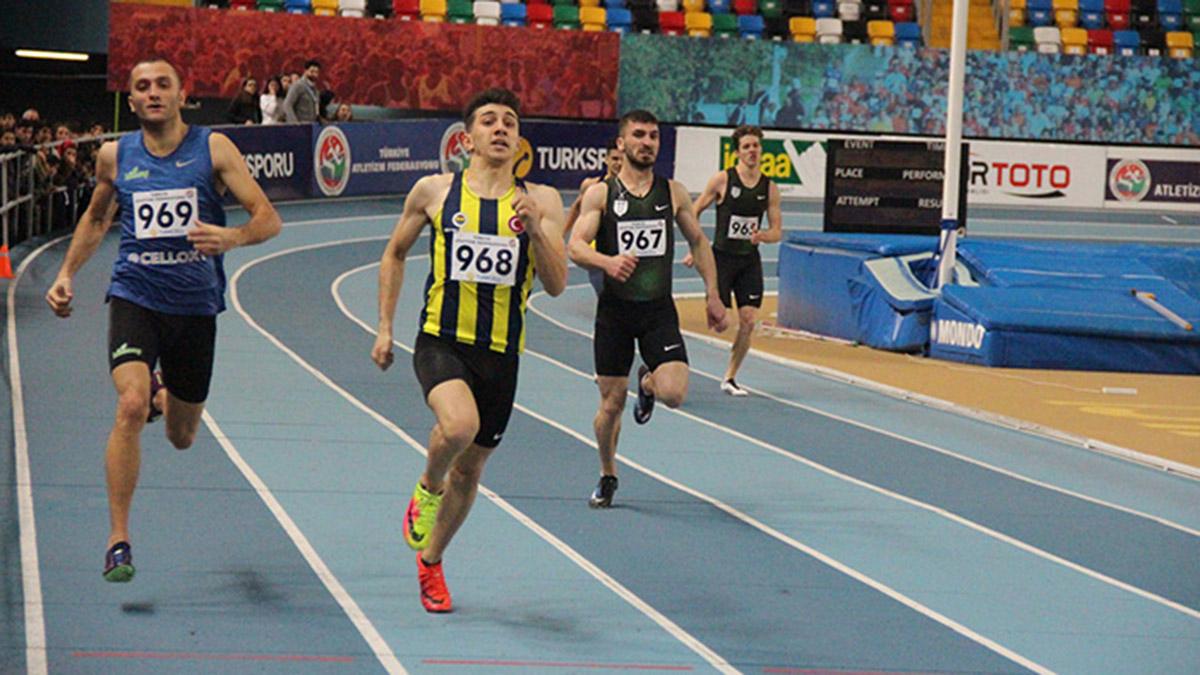 Fenerbahçeli atletlerden 2 rekor