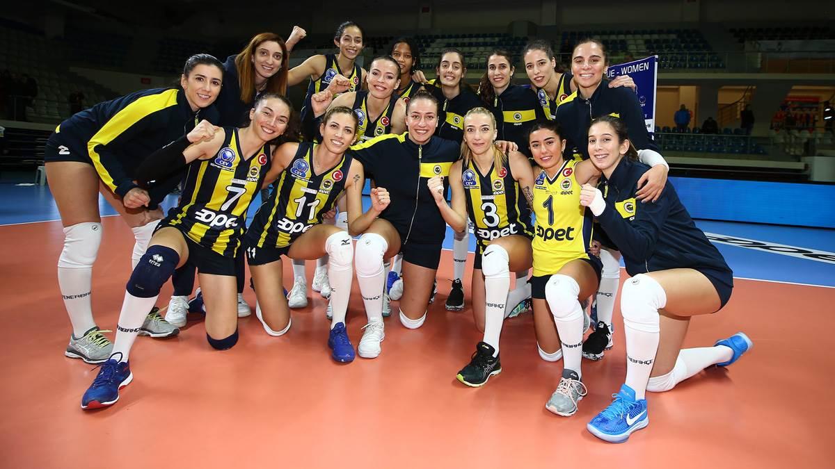 Fenerbahçe Opet, İtalya deplasmanında