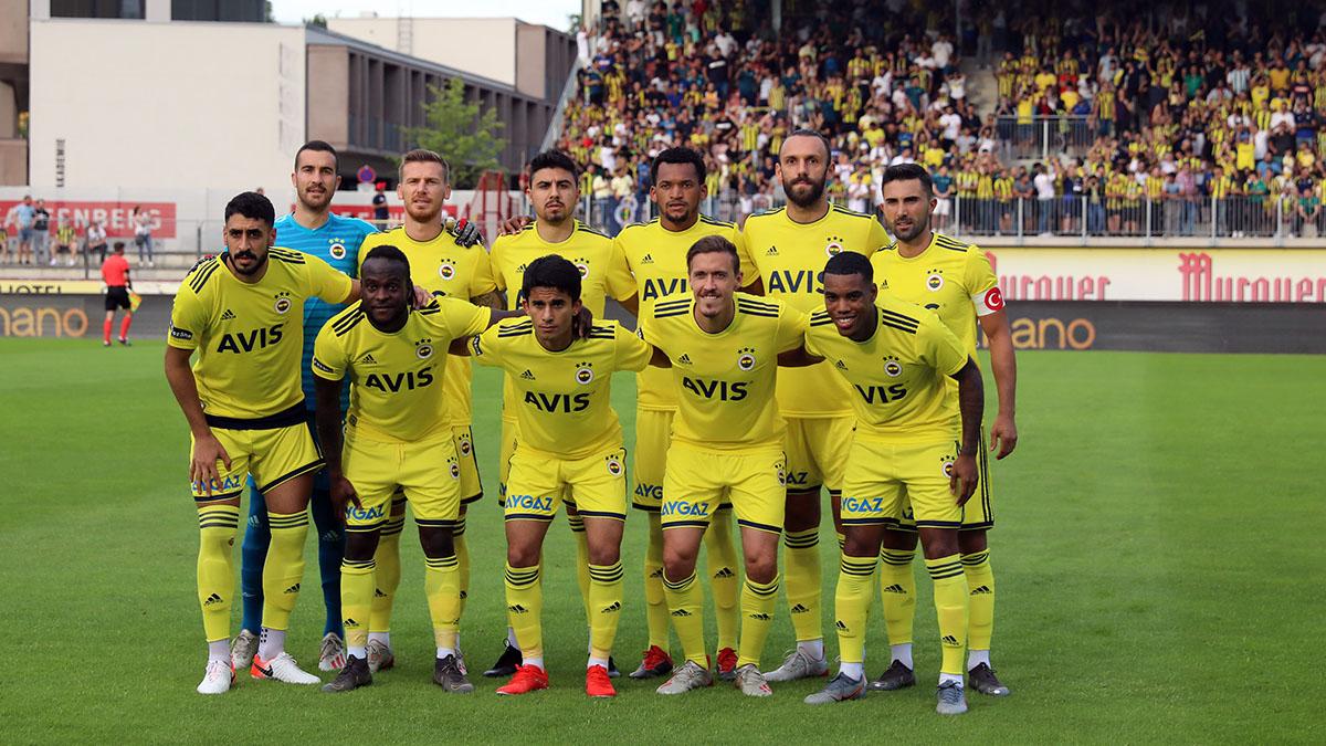 Fenerbahçe 1-1 VfL Wolfsburg (Hazırlık maçı)