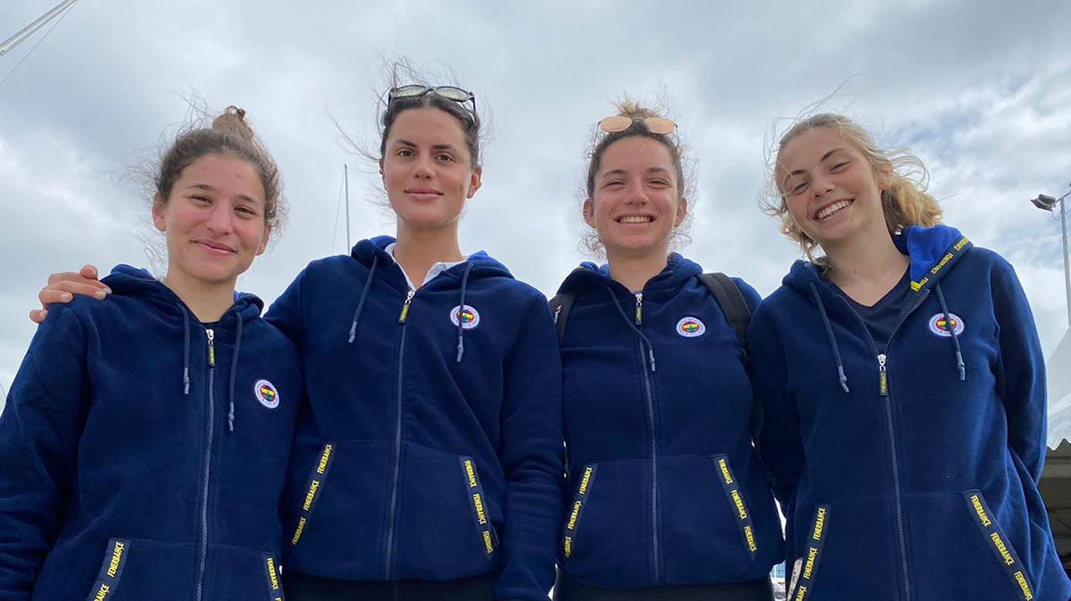 Fenerbahçe Doğuş Yelken Sporcularımız, Olimpiyat kotası için mücadele verecek
