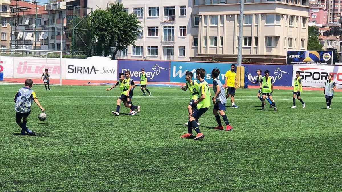Futbol Altyapı'da yeniden değerlendirme