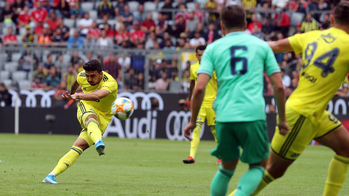 Fenerbahçemiz Audi Kupası'nda mücadele etti