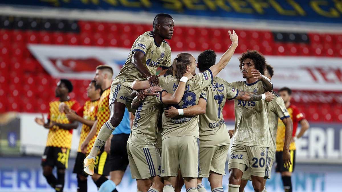 Göztepe 2-3 Fenerbahçe