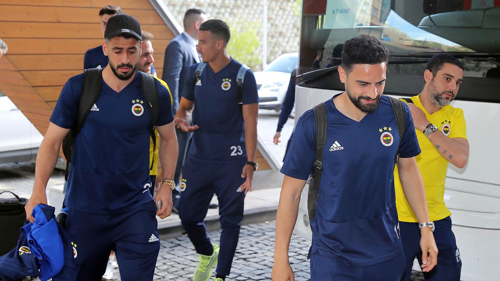 Futbol A Takımımız Erzurum'da