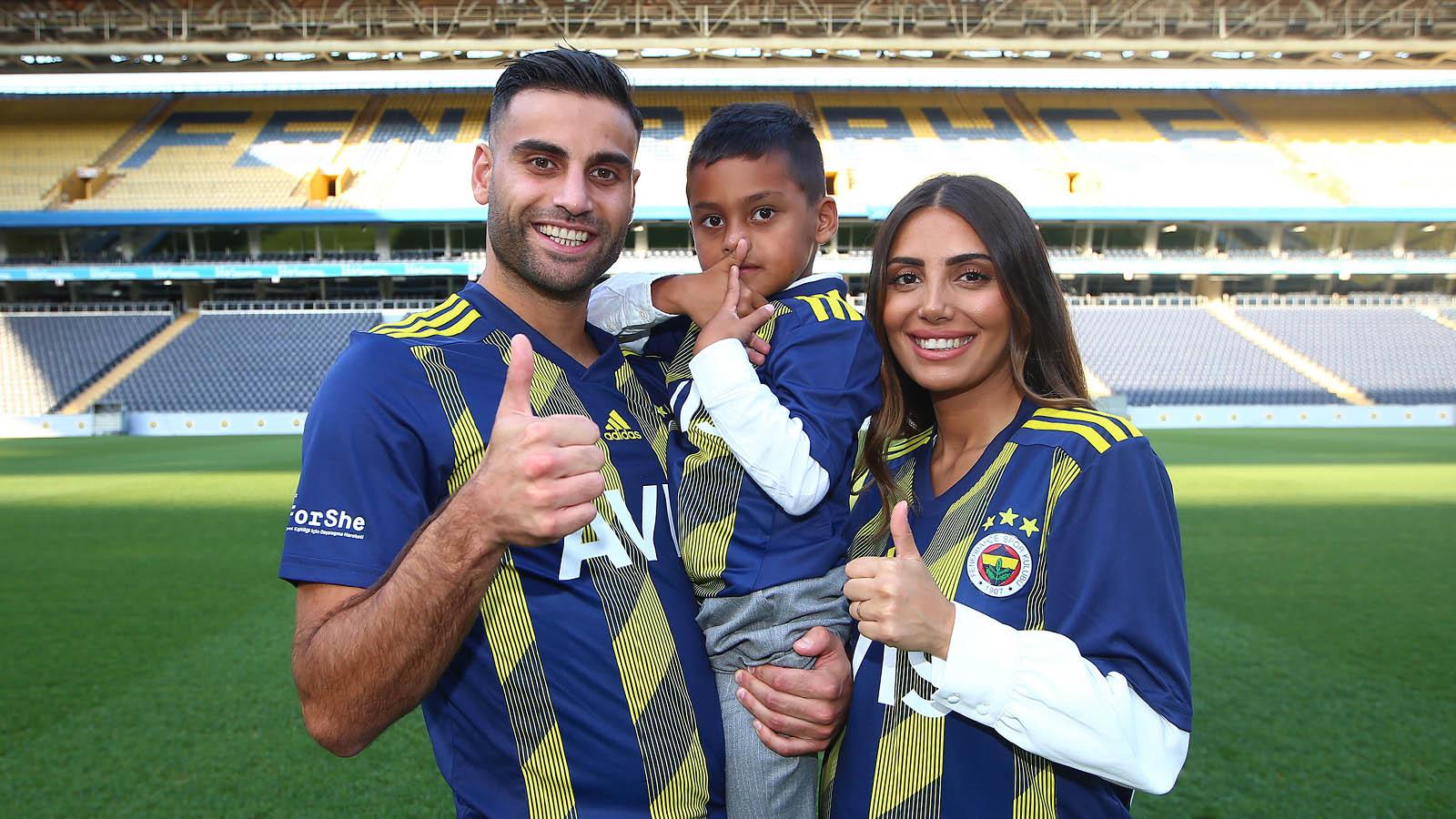 Deniz Türüç: Fenerbahçe'ye 2 kez aşık oldum