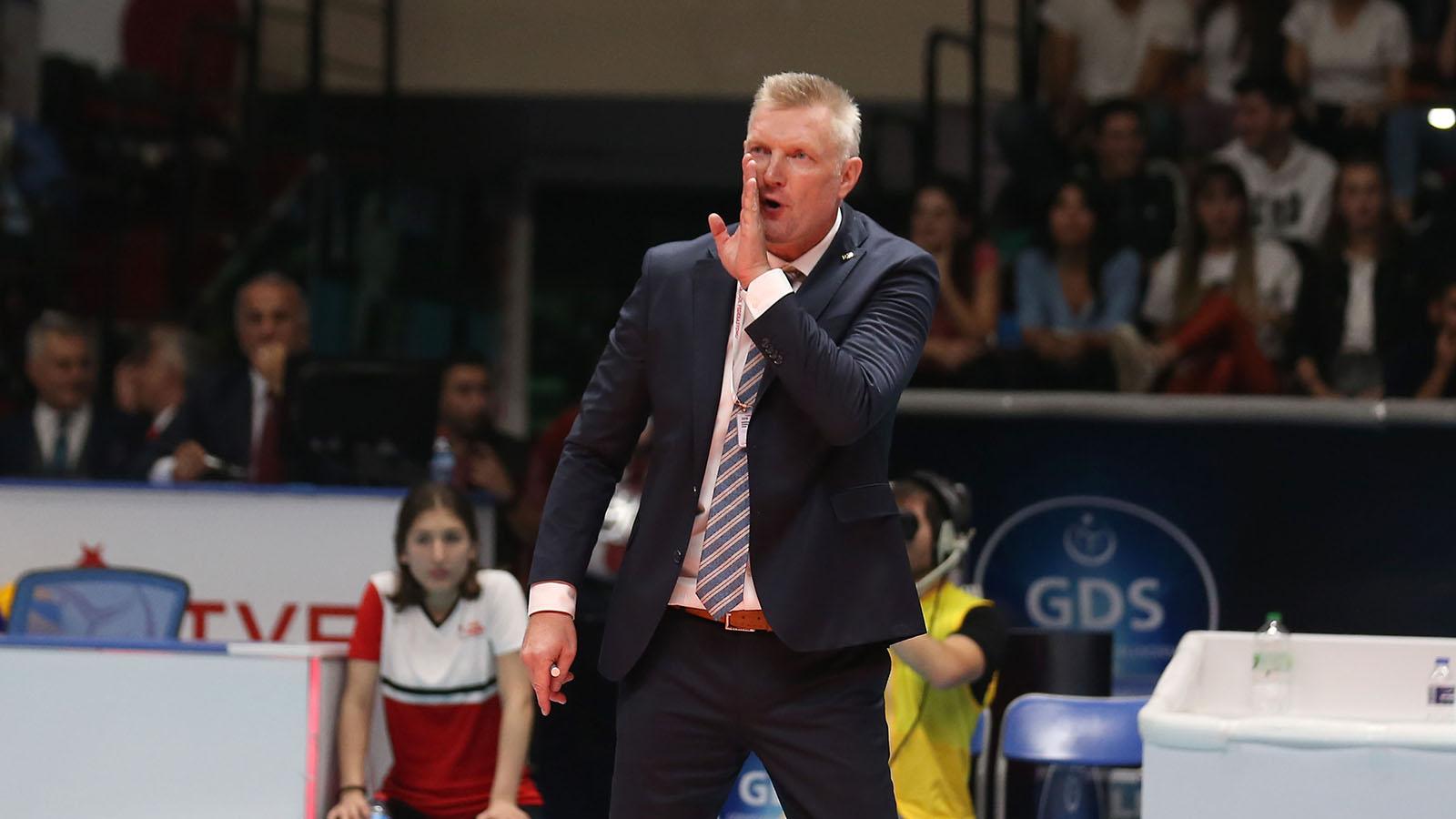 Mariusz Sordyl: Bu tarz maçları kazandığımız için müteşekkir olmalıyız