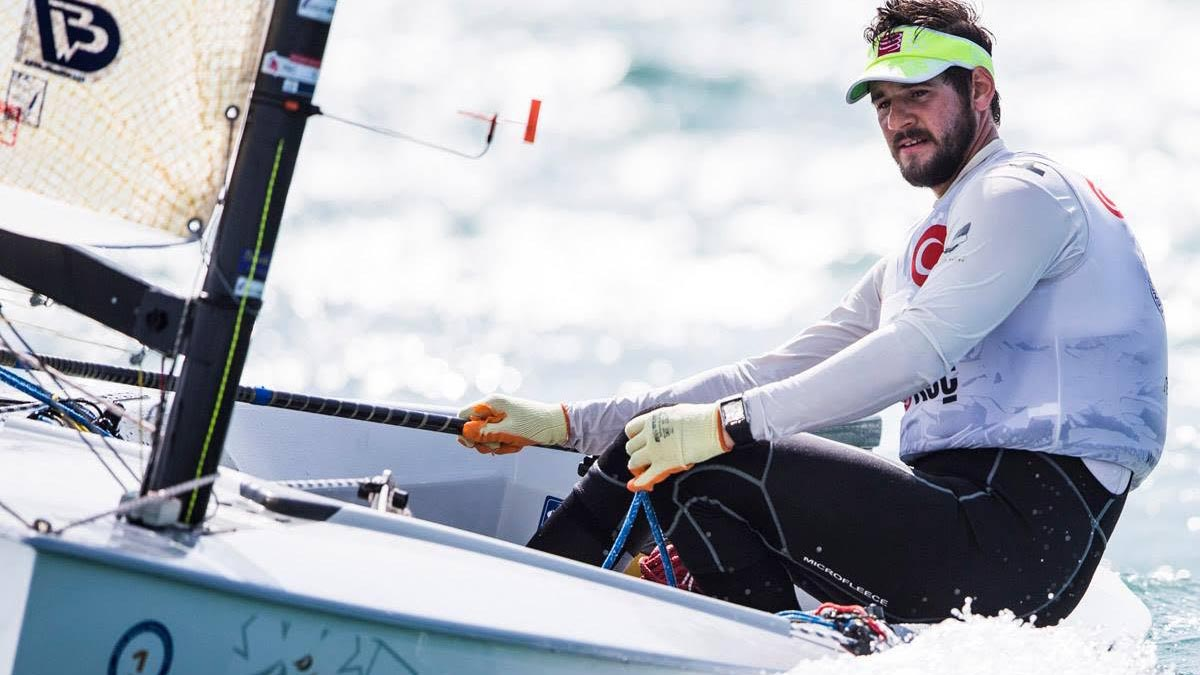 Statements by our Olympic National Sailor Alican Kaynar