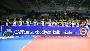 Fenerbahçe Opet 1-3 Vakıfbank