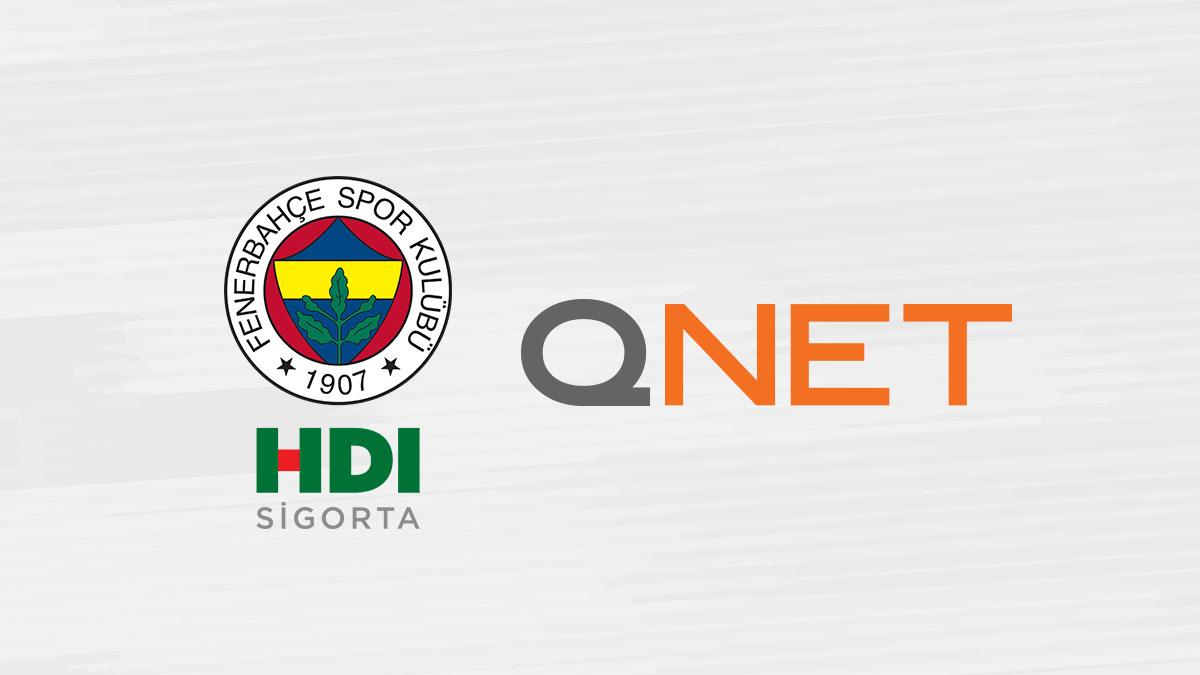QNET, Fenerbahçe HDI Sigorta Erkek Voleybol Takımımızın Sponsoru Oldu