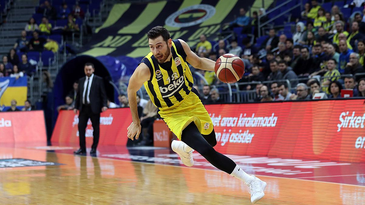 Fenerbahçe Beko 85-52 OGM Ormanspor